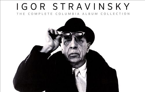 Stravinsky Gold Fizdale Works For Two Pianos And Four Hands
